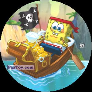 087 Пират губка Боб нашел СОКРОВИЩЕ