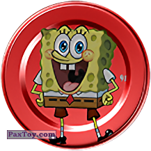091 SpongeBob SquarePants (Metallic Caps)