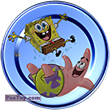 099 SpongeBob & Patrick (Metallic Caps)