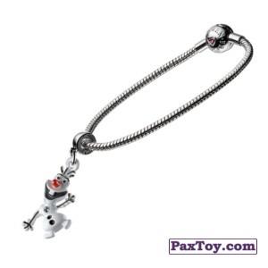 PaxToy.com - 11 Браслет для шармов + Шарм Олаф из Корона: «Холодное сердце» Коллекция шармов от всего сердца