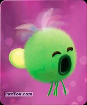 PaxToy.com  Карточка / Card 12 Букашка из Пятерочка: Тролли. Большие Гастроли (Карточки)