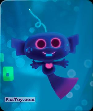 PaxToy.com  Карточка / Card 18 Блик из Пятерочка: Тролли. Большие Гастроли (Карточки)