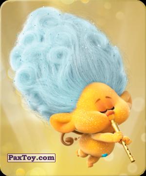 PaxToy.com  Карточка / Card 20 Амурчик из Пятерочка: Тролли. Большие Гастроли (Карточки)