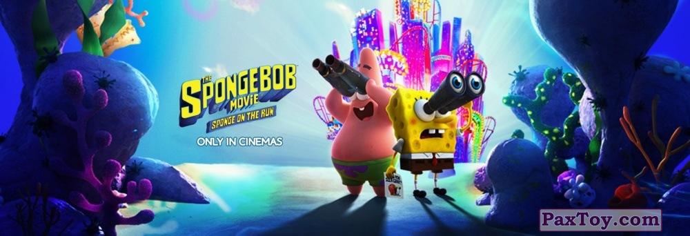 PaxToy Chipicao 2020 Sponge Bob