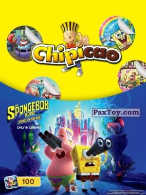 PaxToy Chipicao: Sponge Bob
