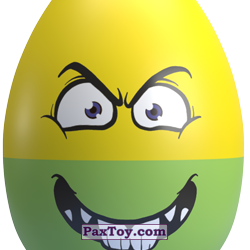 PaxToy egg03 ЛЮТОКРОЛ