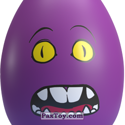 PaxToy egg10 РЕПТИЗАВР