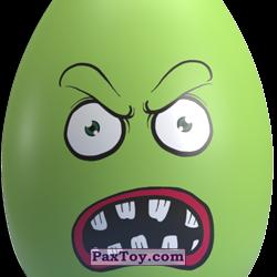 PaxToy egg14 ЖЕЛТОПУЗ