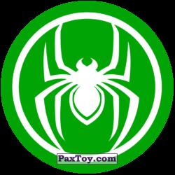 PaxToy 03 Раунд Начивка   Символ Человека Паука