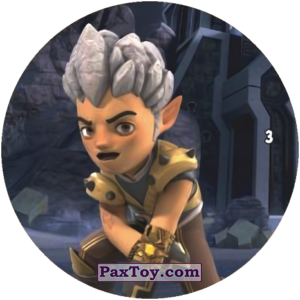PaxToy.com - 03 TREK из Chipicao: GORMITI