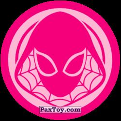 PaxToy 04 Раунд Начивка   Спайдер Гвен