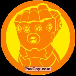PaxToy 06 Раунд Начивка   Перчатка Бесконечности