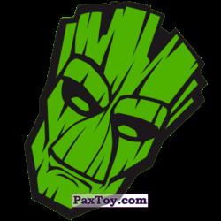 PaxToy 08 Фейс Начивка   Грут