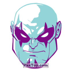 PaxToy 09 Фейс Начивка   Дракс