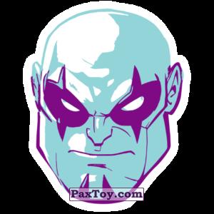 PaxToy.com - 09 Фейс Начивка - Дракс из Пятёрочка: Начивки