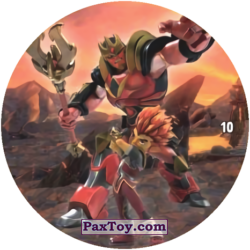 PaxToy 10 Keryon and RIFF