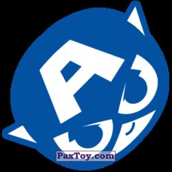 PaxToy 11 Фейс Начивка   Капитан Америка