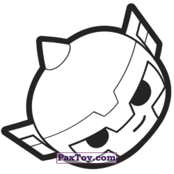 PaxToy 12 Фейс Начивка   Тор