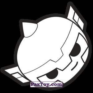 PaxToy.com  Наклейка / Стикер 12 Фейс Начивка - Тор из Пятёрочка: Начивки
