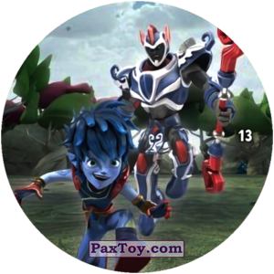 PaxToy.com - 13 Helios and ERON из Chipicao: GORMITI