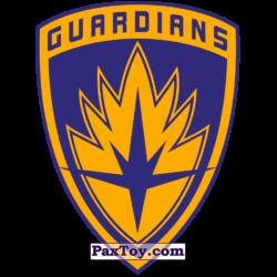 PaxToy 14 Рибон Начивка   Символ команды Стражи Галактики