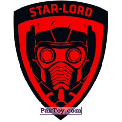 PaxToy 15 Рибон Начивка   Звёздный Лорд