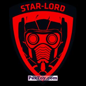 PaxToy.com  Наклейка / Стикер 15 Рибон Начивка - Звёздный Лорд из Пятёрочка: Начивки