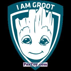 PaxToy 16 Рибон Начивка   Малыш Грут