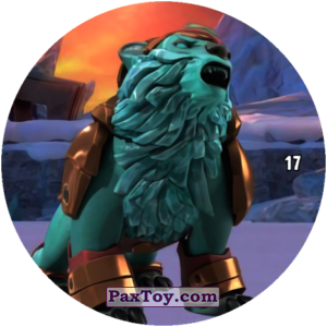 PaxToy.com - 17 CRYOS из Chipicao: GORMITI