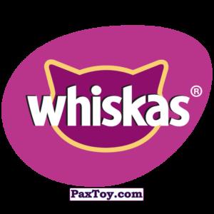 PaxToy.com  Наклейка / Стикер 19 Рибон Начивка - Начивка «Whiskas» из Пятёрочка: Начивки