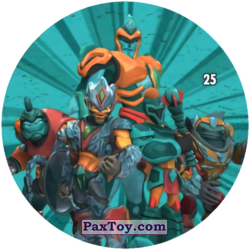 PaxToy 25 Ice Command