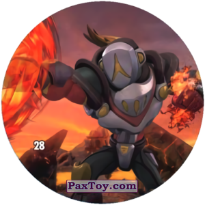 PaxToy.com - 28 HURIK из Chipicao: GORMITI