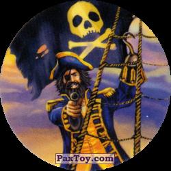 PaxToy Чорна мітка   Чорна Борода з мушкетом