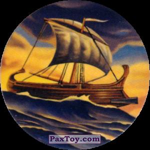 PaxToy.com - Чорна мітка - Корабель римлян из Flint: Чорні мітки / Черные метки