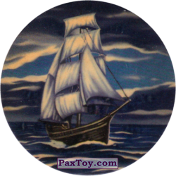 PaxToy Чорна мітка   Морське судно