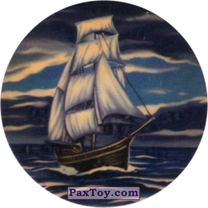 PaxToy.com - Чорна мітка - Морське судно из Flint: Чорні мітки / Черные метки