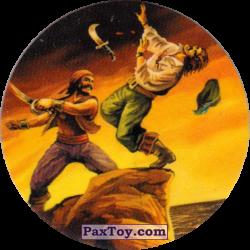 PaxToy Чорна мітка   Падіння зi скелі