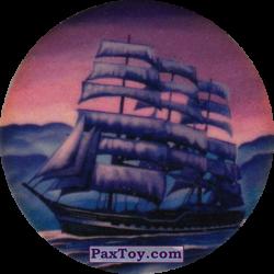 PaxToy Чорна мітка   Парусний фрегат