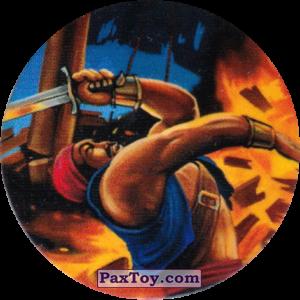 PaxToy.com - Чорна мітка - Вибух из Flint: Чорні мітки / Черные метки