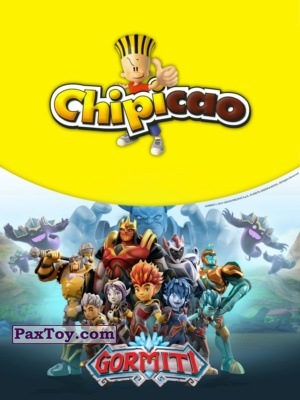 PaxToy Chipicao: GORMITI