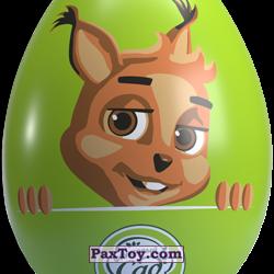 PaxToy egg27 ФРУТИК