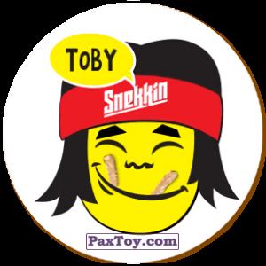 PaxToy.com  Магнит 09 Toby из Snekkin: Собери и выиграй!