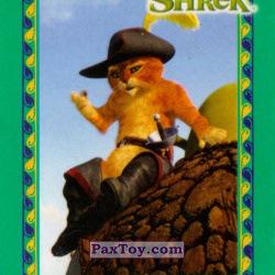 PaxToy 09a Кот в Сапогах сидит на Шреке