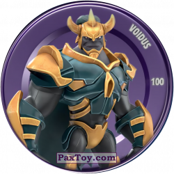 PaxToy 100 VOIDUS (Metallic Cap)