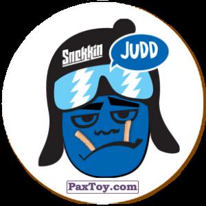 PaxToy.com  Магнит 13 Judd из Snekkin: Собери и выиграй!