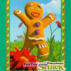 PaxToy 13a Пряничный человечек