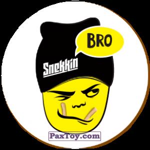 PaxToy.com  Магнит 15 Bro из Snekkin: Собери и выиграй!
