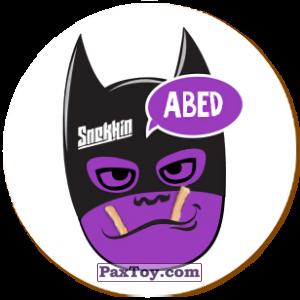 PaxToy.com  Магнит 24 Abed из Snekkin: Собери и выиграй!