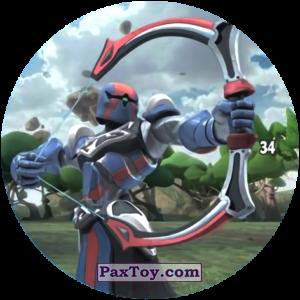 PaxToy.com - 34 ORION из Chipicao: GORMITI