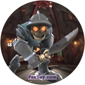 PaxToy.com - 48 CRYPTUS из Chipicao: GORMITI
